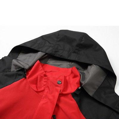 Men Waterproof Coat Jacket Winter Shell Ski BJ
