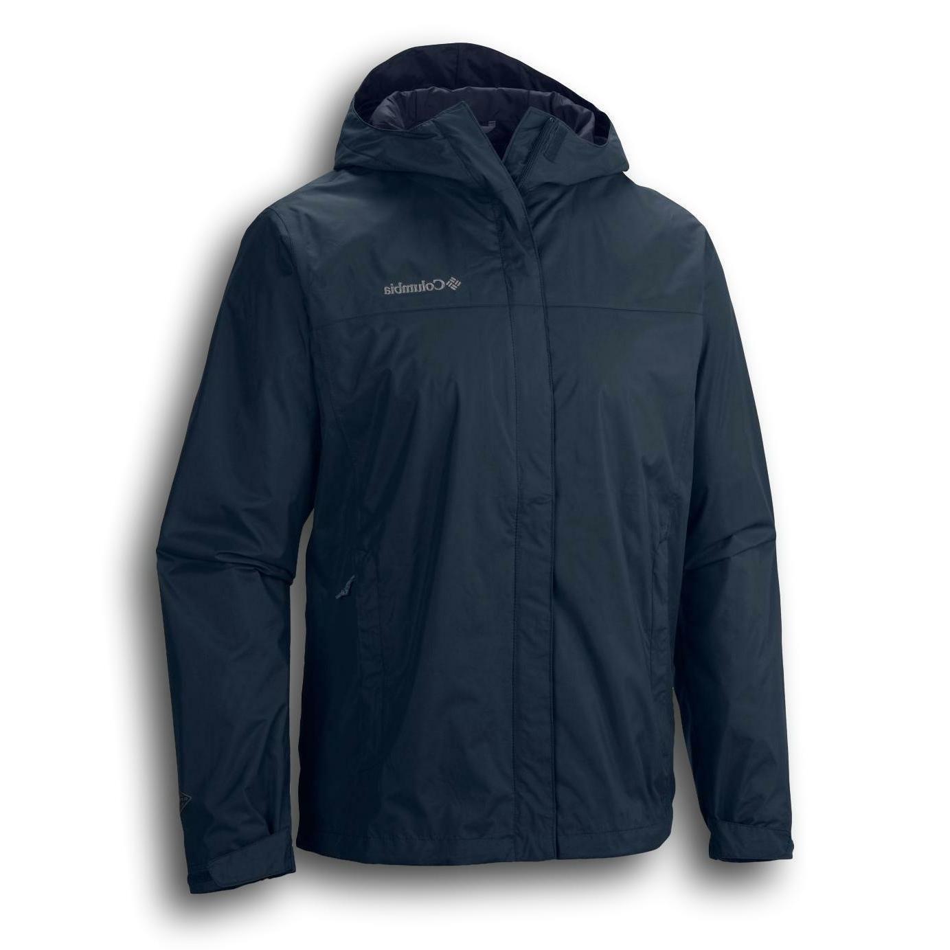 New Pointe waterproof hooded jacket