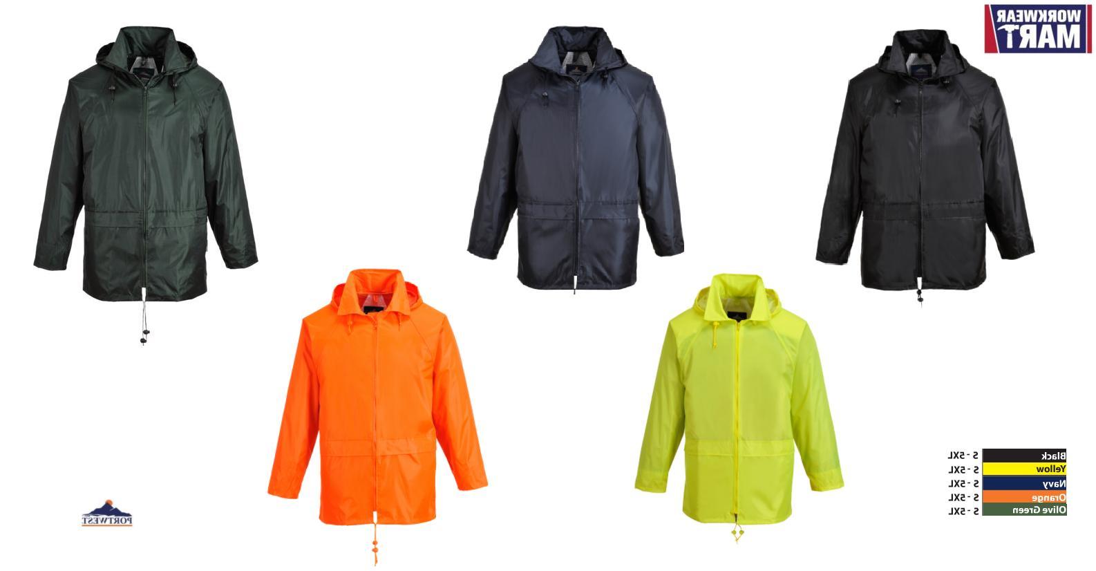 Portwest Jacket hood