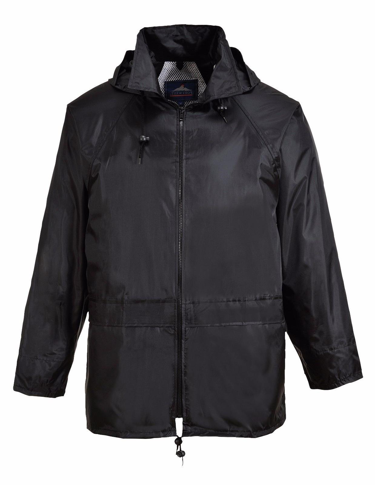 Portwest US440 Classic Jacket, with Hood