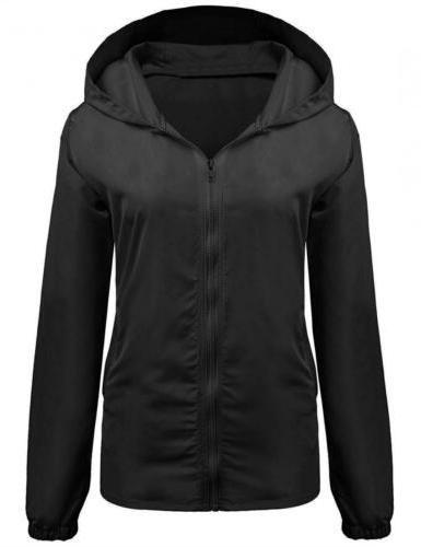 UNibelle Women's Lightweight Waterproof Hooded...