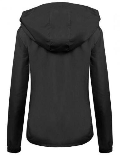 UNibelle Rain Jacket Active Hooded...