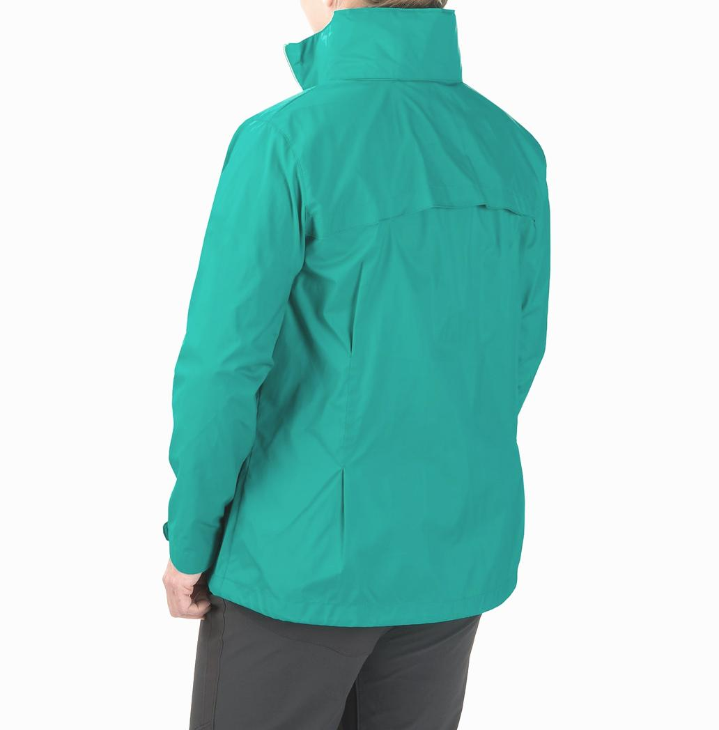 Womens size 3X Columbia rain wind waterproof