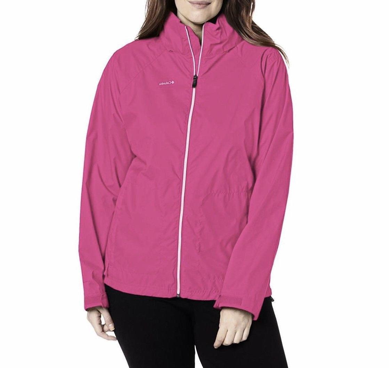 Womens Plus size 3X Columbia switchback II rain wind jacket