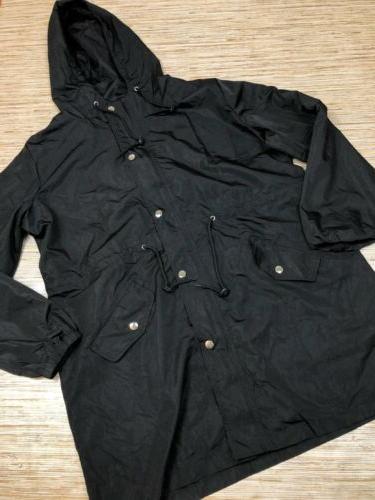 a 120 rain jacket women waterproof hood