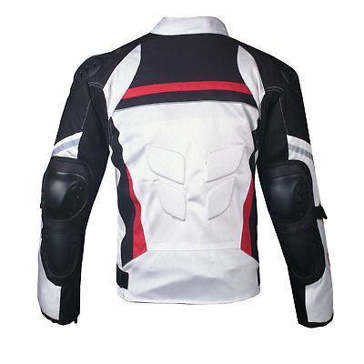 Touring Rain Armor Biker Jacket