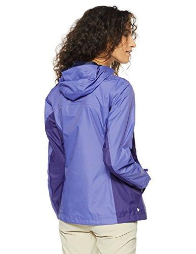 Columbia Women's Jacket, Purple Large