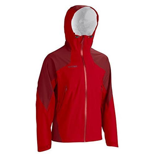 Marmot Artemis Softshell Hardshell Waterproof Rain Jacket -