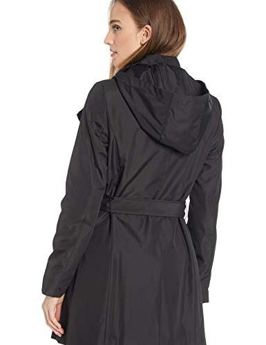 Calvin Women's Zip with Removable Black,