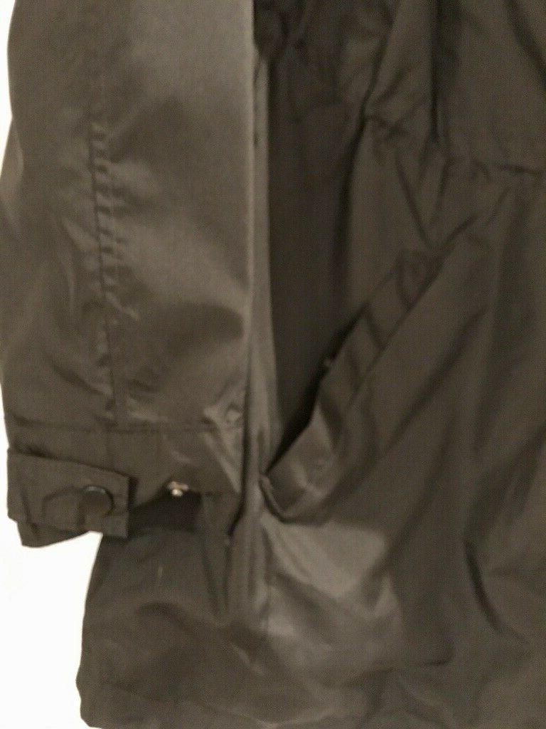 Ava & Viv wind rain coat 4X Black
