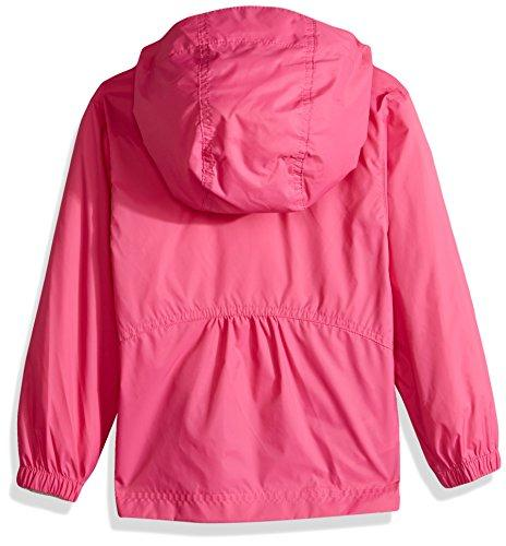 Columbia Big Rain Jacket, Pink M