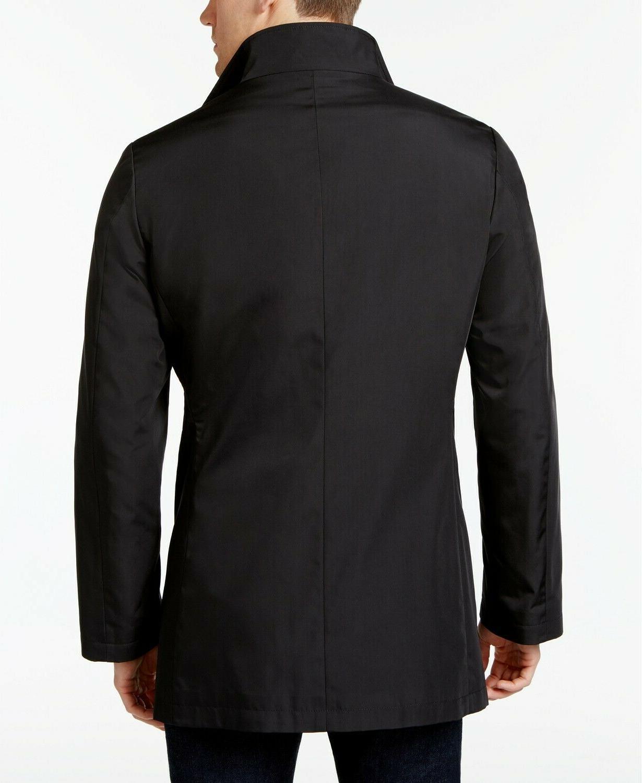 BNWT Men's Black Jacket Outerwear 46R