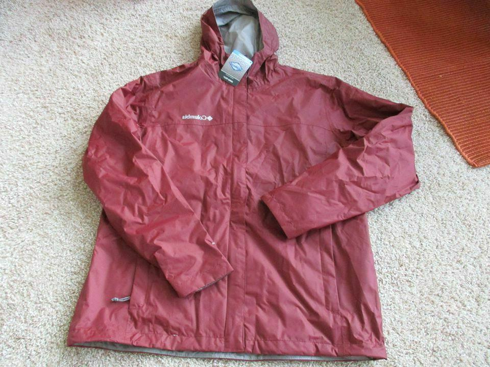 bnwt watertight ii rain jacket men s