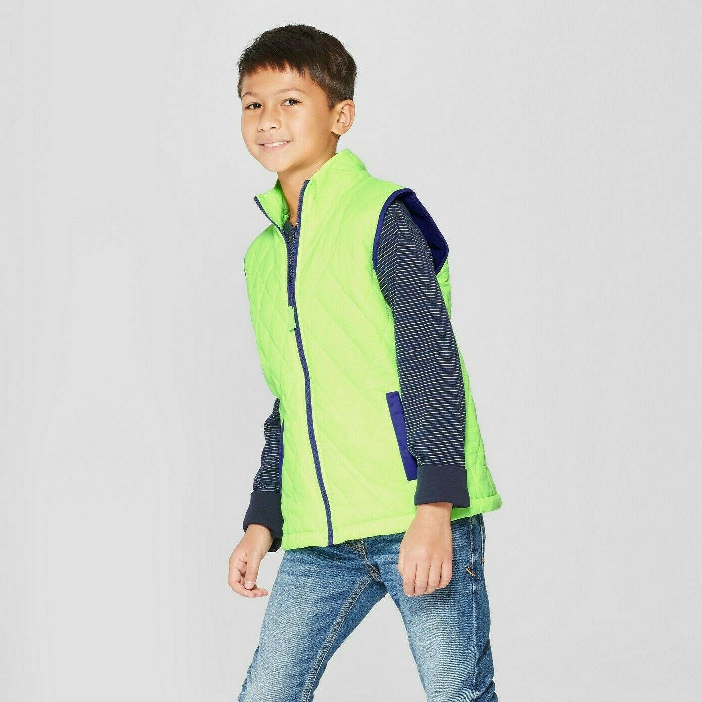 Boys 3 Rain Jacket