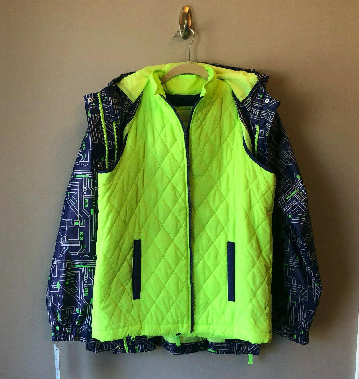 Boys in 1 Rain Jacket Outerwear