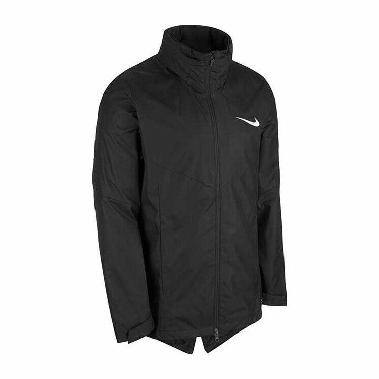 Nike Boys Kids Sideline Rain Jacket 893819 Waterproof Coat W