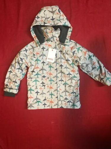 Minoti Jacket Fleece Mac Sz Years