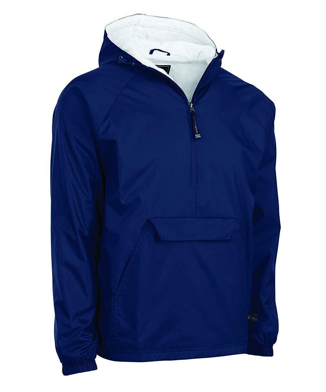 Charles Front Pocket Pullover
