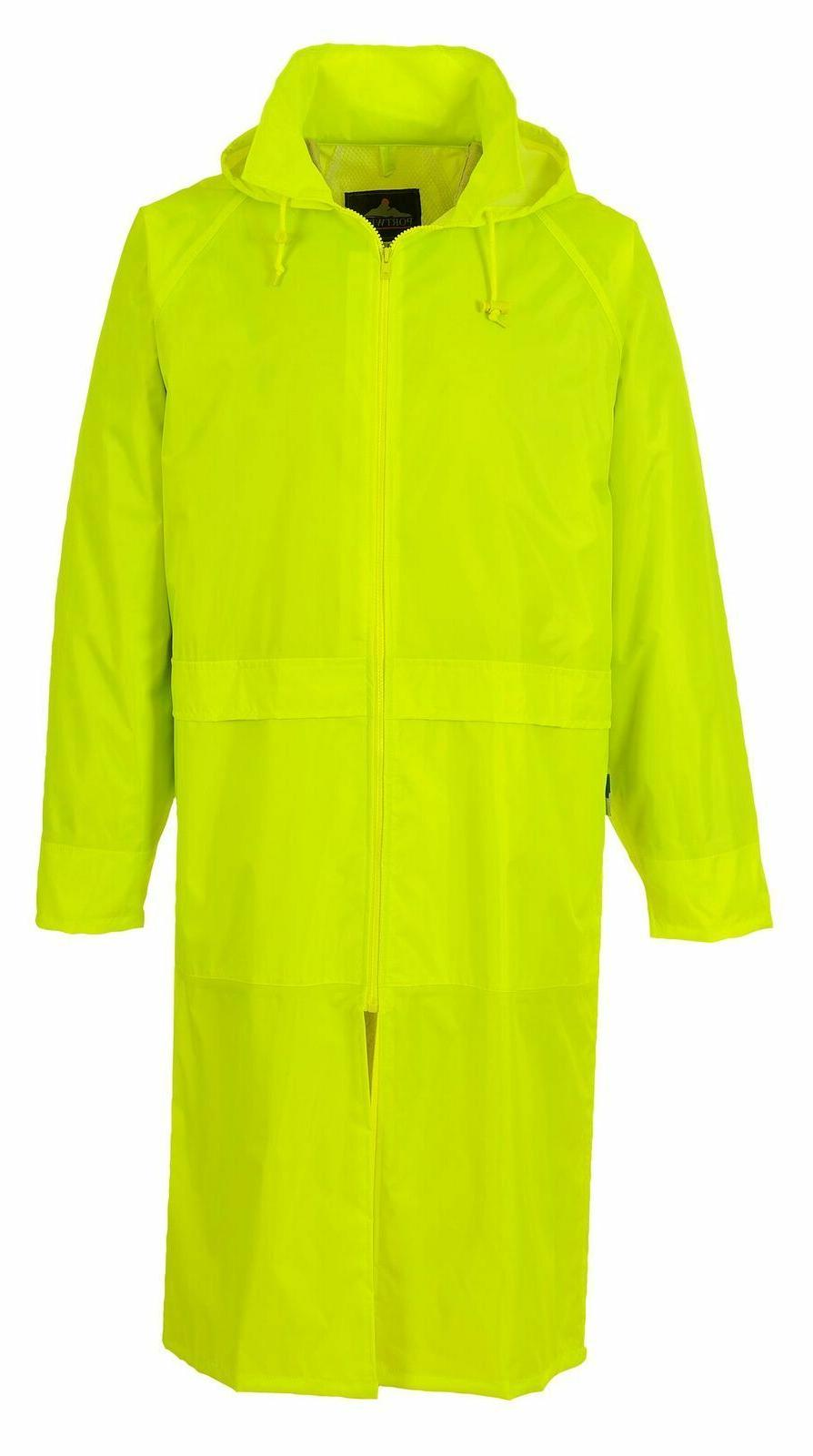 Portwest Rain Coat Waterproof Away S438