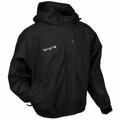classic pro action rain jacket with pockets