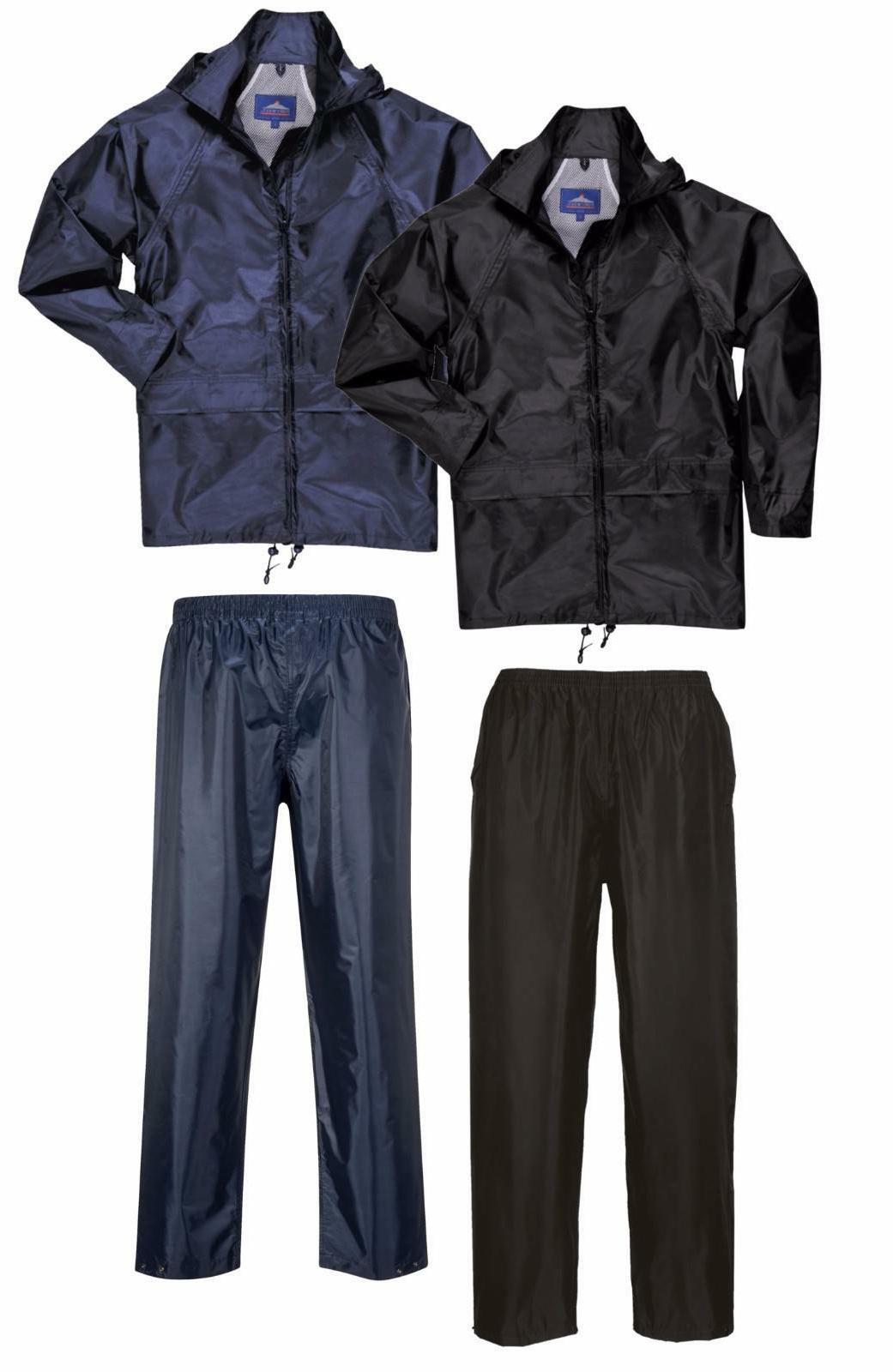 classic us440 rain jacket and s441 rain
