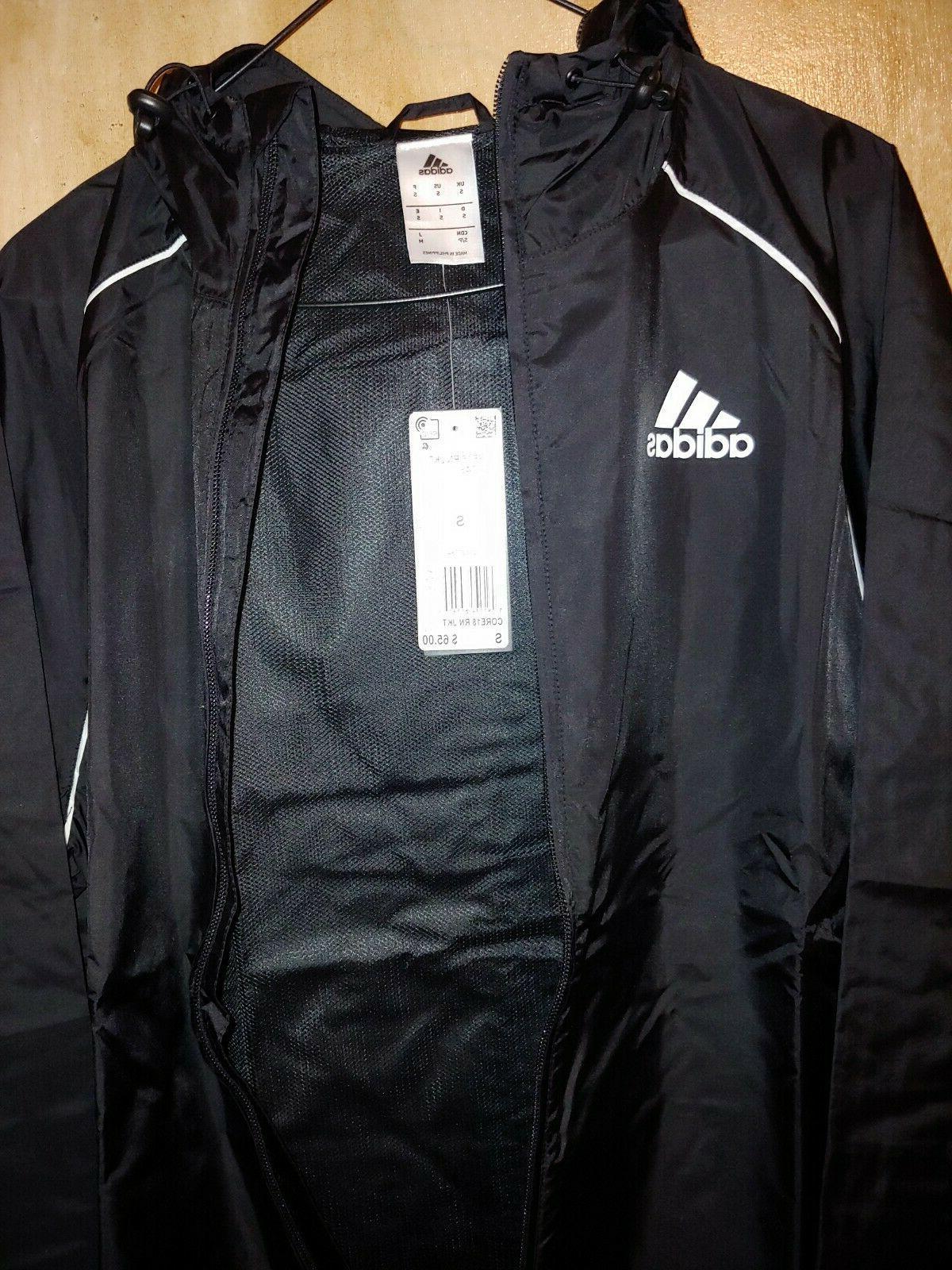 Adidas Rain Jacket Size