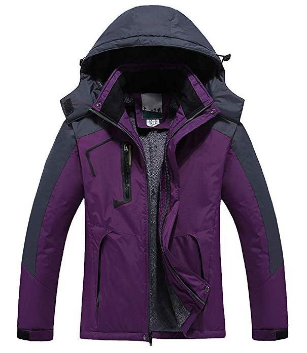 Couple Ladies Mountain Waterproof Jacket Windproof Rain