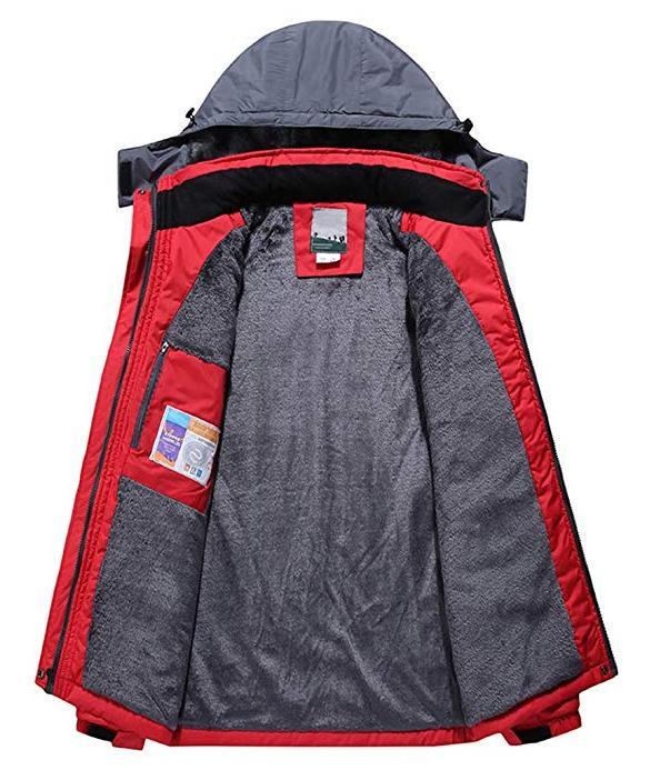 Couple Mountain Waterproof Ski Jacket