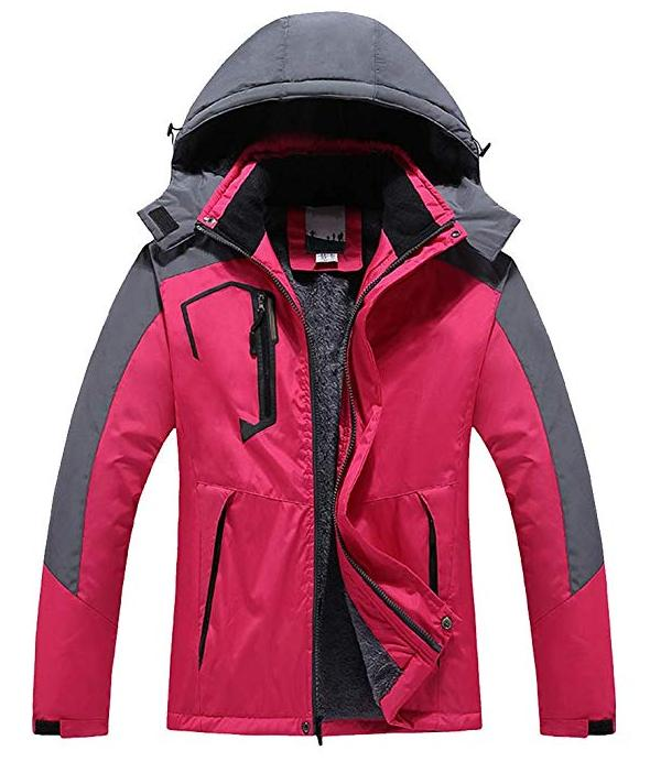 Couple Mountain Waterproof Jacket Windproof