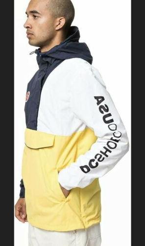 Dc Josh Kalis Rain Jacket Sz Brand New