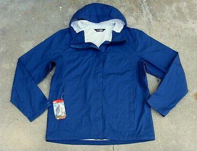The Face Venture Jacket Men's Blue hooded