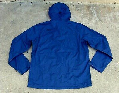 The Venture Lightweight Jacket Men's Blue hooded