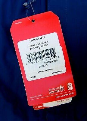 Venture 2 Jacket L Blue hooded