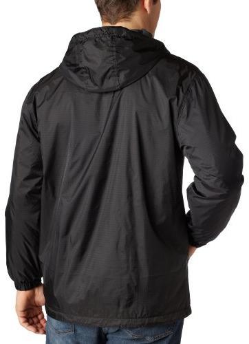 Dickies Men's Fleece Lined Hooded Jacket,