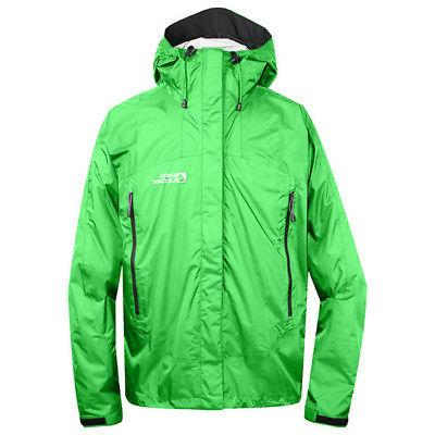 Red Ledge Free Rain Jacket Men X-Large Green