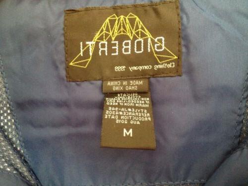 Gioberti Men's Jacket Size New