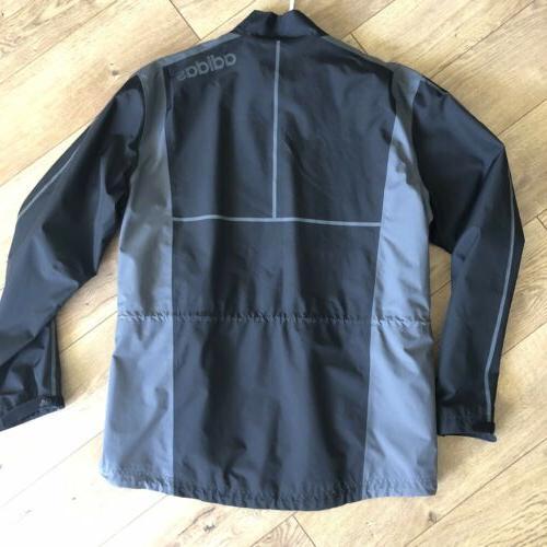 Adidas Rain Jacket Large Black