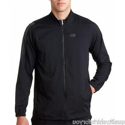 Adidas Mens Wear Jacket Windshirt BLACK NEW