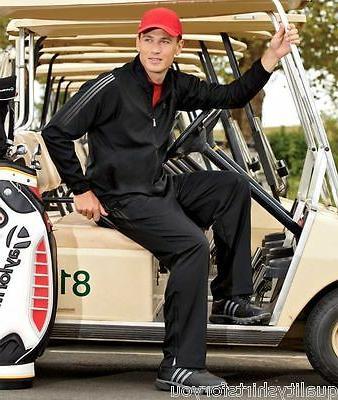 golf mens range wear rain jacket windshirt