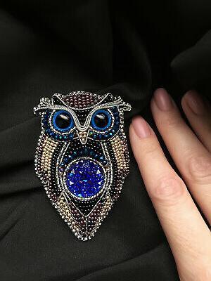 Handmade Brooch Women Accessories Jacket