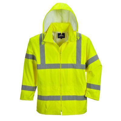 Portwest Waterproof Hooded Work Jacket ANSI