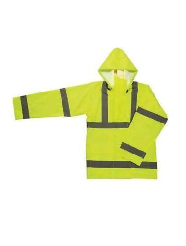 hi viz high visibility lightweight rain waterproof