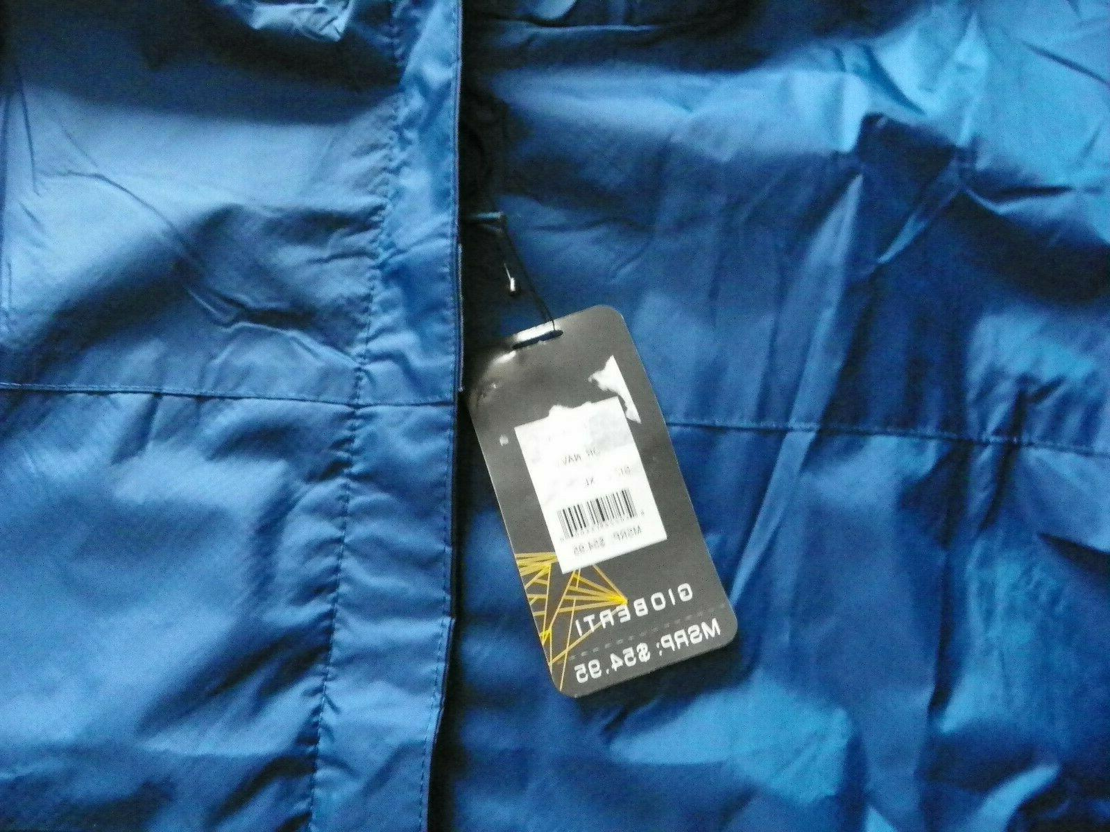 Gioberti Hooded Jacket Men's Sz With Tags ND