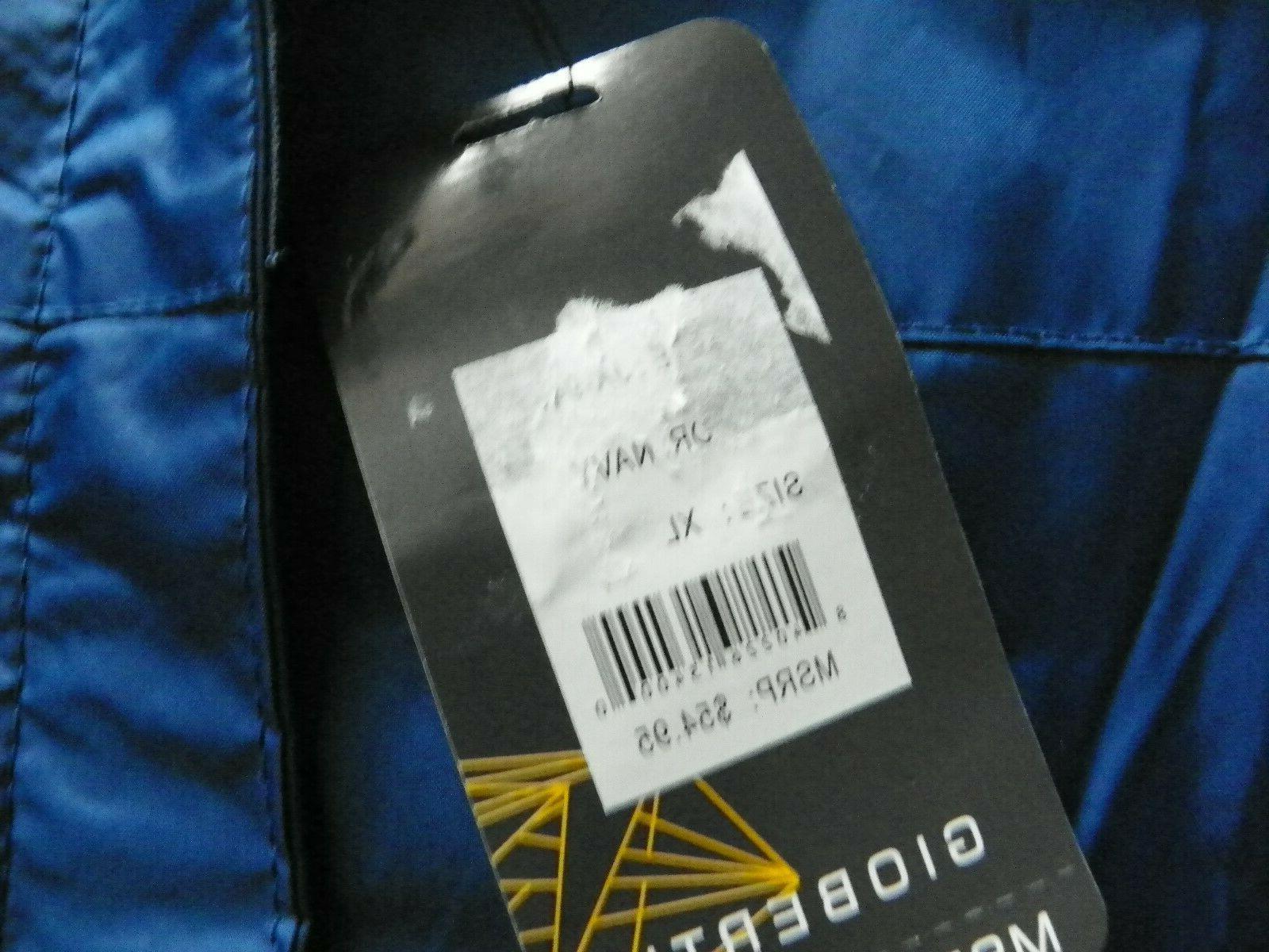 Gioberti Jacket Blue XL JA945 New With Tags