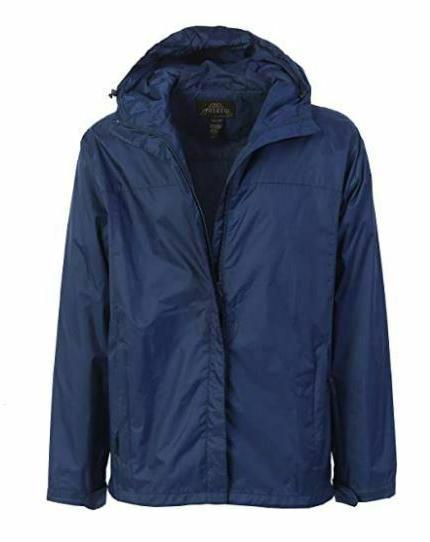 Jacket Men's Blue JA945 L MSRP $54.95