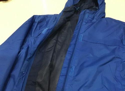 Gioberti Waterproof Rain Jacket Men's JA945 Size S New $54.95