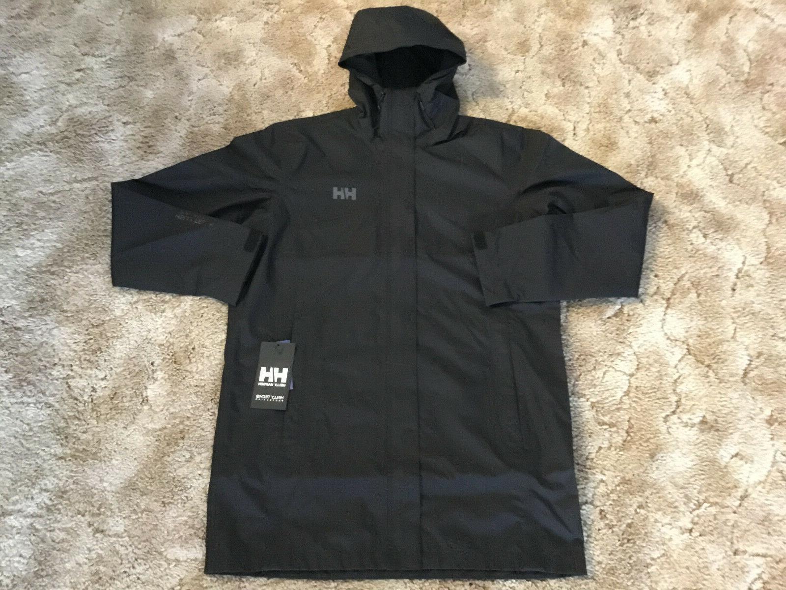 Helly Hansen Jacket Eight Q Winter Rain Coat
