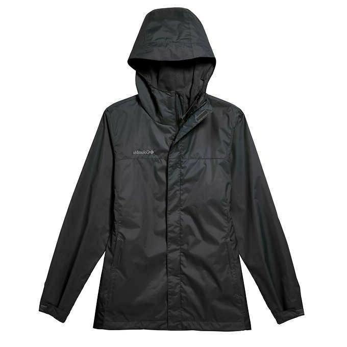 Columbia Ladies' Waterproof Fabric Jacket With Hood