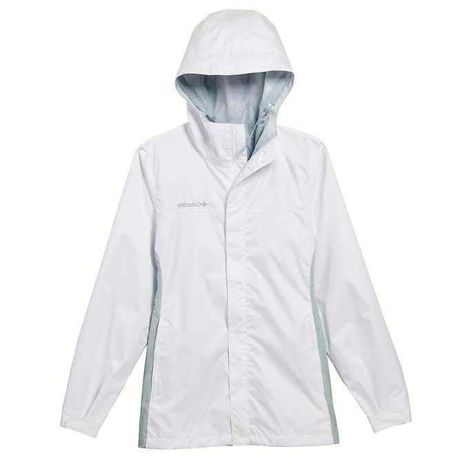 Columbia Ladies' Rain Waterproof Sleeker Rain Jacket