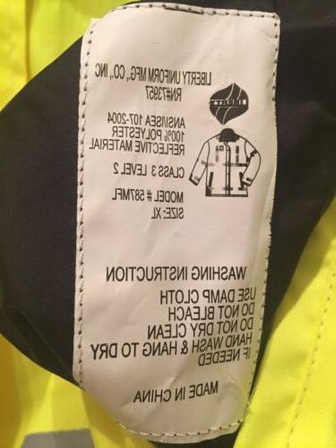 LIBERTY 2 Reflective Reversible Jacket XL